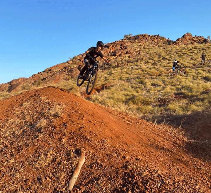 Karratha MTB trails